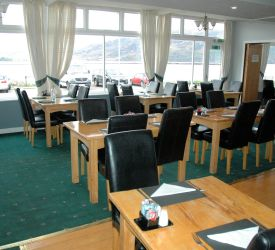 Follow this link to view details of the restaurant and lounge bar in the Lochcarron Hotel