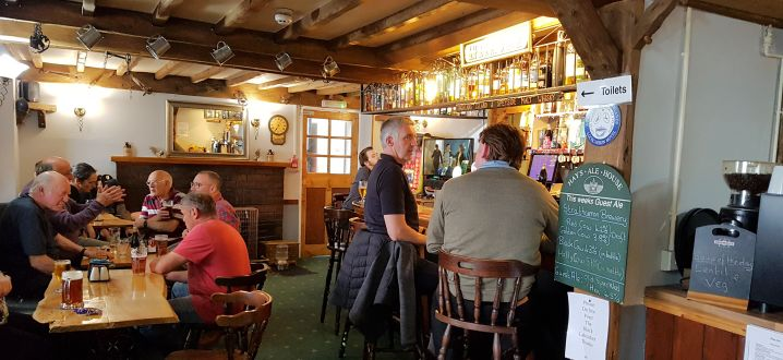The Lochcarron Hotel has a homely and welcoming lounge bar with an open fire. There are several real ales on hand pump and a wide selection of single malt whiskys.